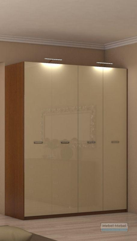 Шкаф 4d без зеркал белла ваниль miromark львов купить онлайн.